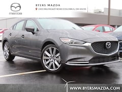New 2021 Mazda Mazda6 Grand Touring Reserve Sedan For Sale in Columbus, OH