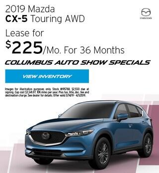 2019 Mazda CX-5 Lease - March