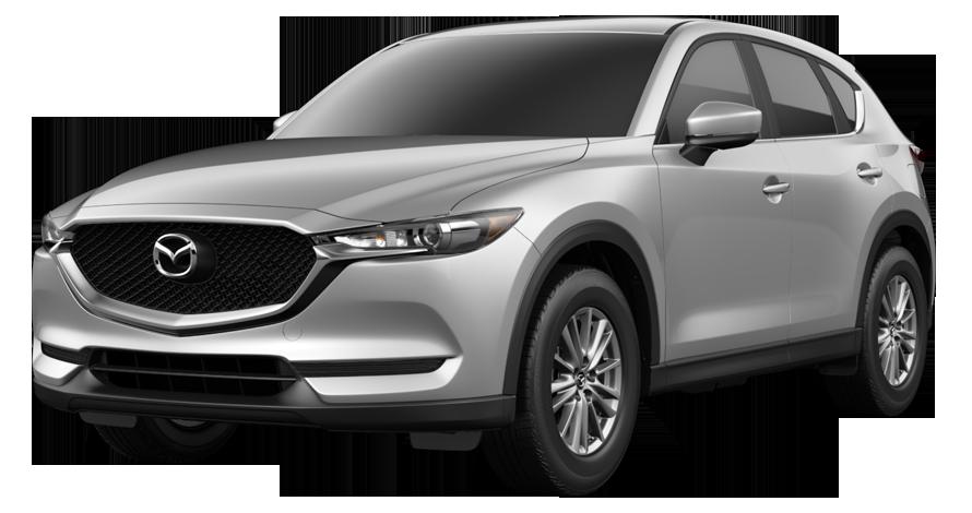 New 2017 Mazda CX-5