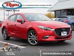 Certified Pre-Owned Mazda Mazda3 Sedan in Columbus, OH