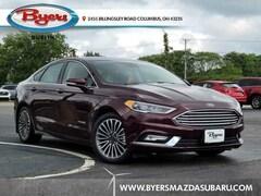 2017 Ford Fusion Hybrid Platinum Sedan in Columbus, OH