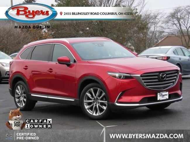 2016 Mazda CX-9 Grand Touring SUV