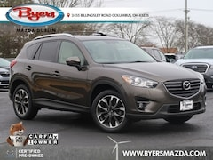 Used 2016 Mazda CX-5 Grand Touring SUV in Columbus, OH