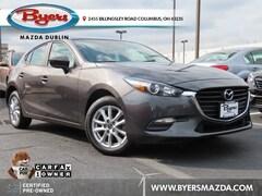 Certified Pre-Owned Mazda Mazda3 Hatchback in Columbus, OH