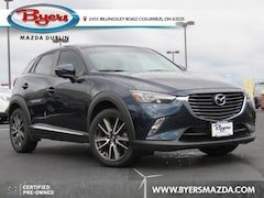 Certified Pre-Owned Mazda CX-3 in Columbus, OH