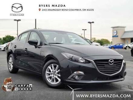 2016 Mazda Mazda3 i Touring Sedan