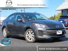 Used Mazda Mazda3 i Sedan For Sale in Columbus, OH
