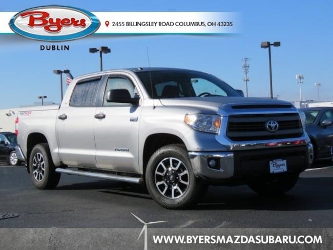 2014 Toyota Tundra SR5 Truck Crew Max
