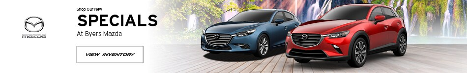 Byers Mazda Specials