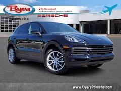 2020 Porsche Cayenne SUV