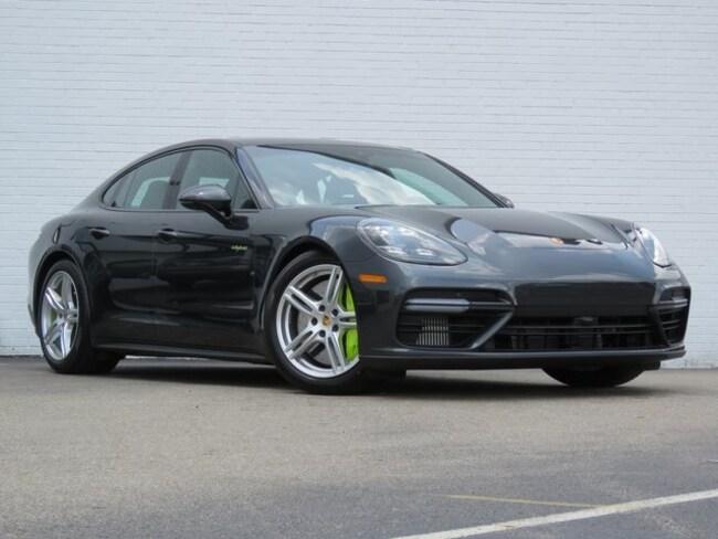 New 2018 Porsche Panamera E-Hybrid Turbo S Sedan in Columbus