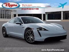 2020 Porsche Taycan Sedan