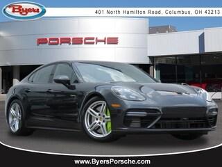 2018 Porsche Panamera E-Hybrid Turbo S Sedan