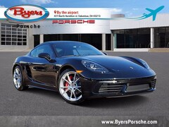 2021 Porsche 718 Cayman Coupe