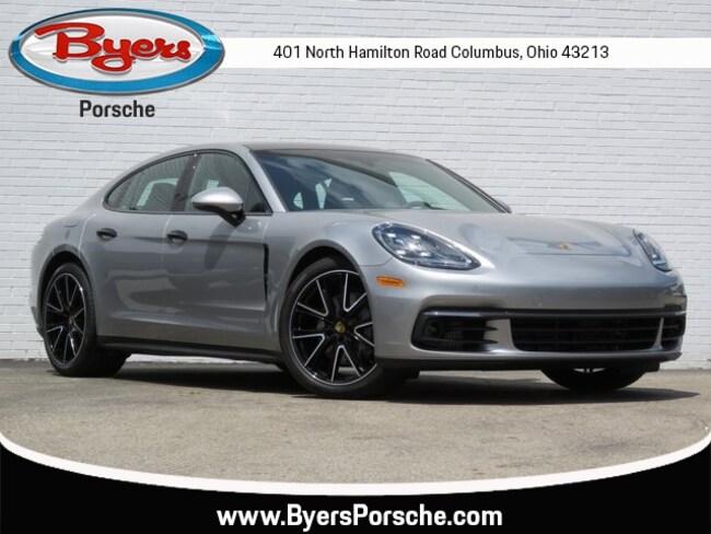 New 2018 Porsche Panamera 4S Sedan in Columbus