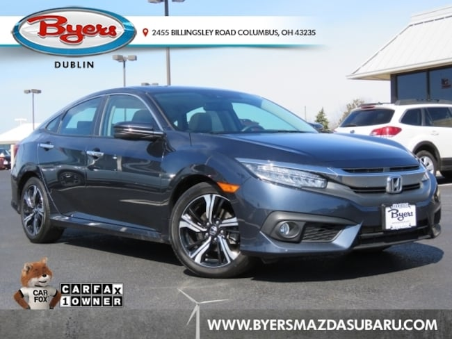2017 Honda Civic Touring Sedan