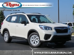 New 2020 Subaru Forester Base Trim Level SUV For Sale in Columbus, OH