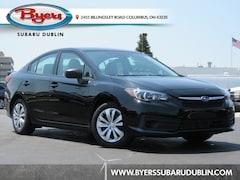 New 2020 Subaru Impreza Base Trim Level Sedan For Sale in Columbus, OH