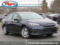 New 2020 Subaru Impreza Base Model Sedan in Columbus OH