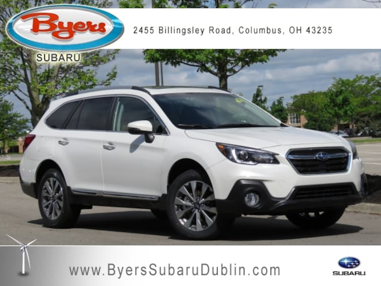 New 2019 Subaru Outback 2.5i Touring SUV in Columbus, OH