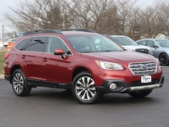 2017 Subaru Outback 2.5i Limited with SUV in Columbus, OH