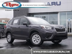 New 2020 Subaru Forester Base Model SUV in Columbus OH