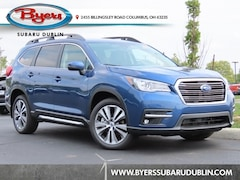 New 2021 Subaru Ascent Limited 8-Passenger SUV in Columbus OH