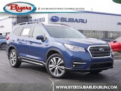New 2020 Subaru Ascent Limited 8-Passenger SUV in Columbus OH
