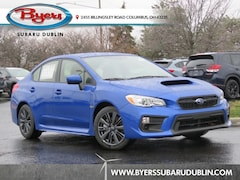 New 2020 Subaru WRX Base Model Sedan in Columbus OH