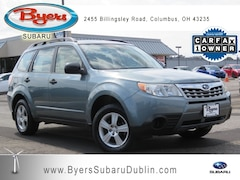 2012 Subaru Forester 2.5X (A4) SUV in Columbus, OH
