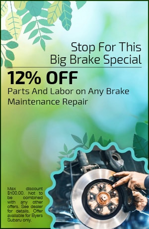 Stop For This Big Brake Special