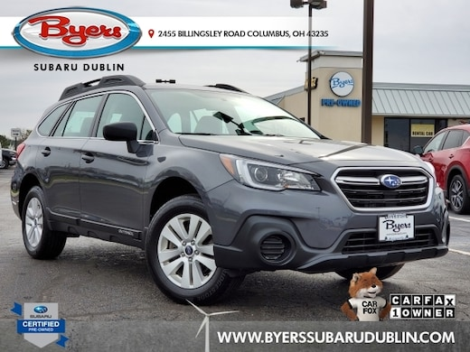 Shop Used Subaru Outback In Columbus For Sale