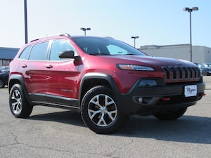 2014 Jeep Cherokee Trailhawk 4x4