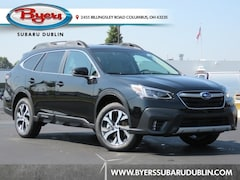 New 2020 Subaru Outback Limited SUV in Columbus OH