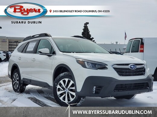 New Subaru Cars Suvs For Sale In Columbus At Byers Subaru Dublin