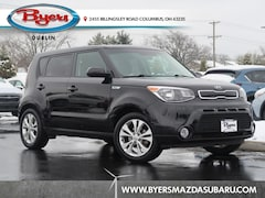 2016 Kia Soul + FWD Hatchback in Columbus, OH