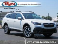 New 2020 Subaru Outback Premium SUV in Columbus OH