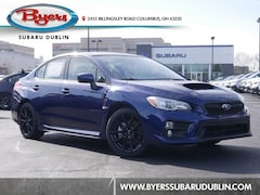 New 2020 Subaru WRX Premium Sedan in Columbus OH