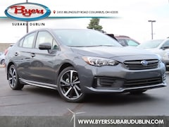 New 2020 Subaru Impreza Sport Sedan in Columbus OH
