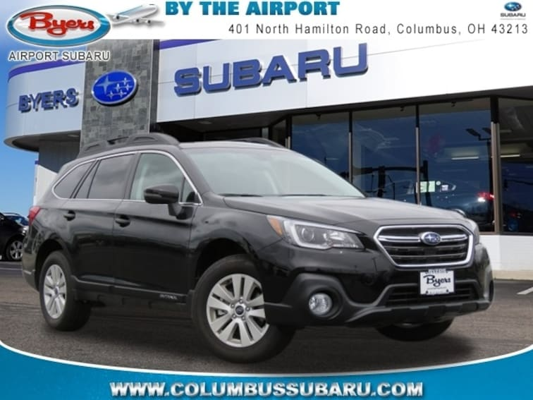 New 2019 Subaru Outback 2.5i Premium SUV in Columbus