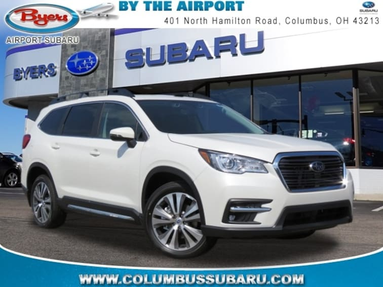 New 2020 Subaru Ascent Limited 7-Passenger SUV in Columbus