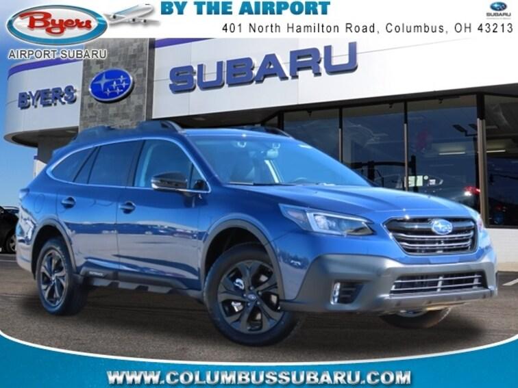 New 2020 Subaru Outback Onyx Edition XT SUV in Columbus