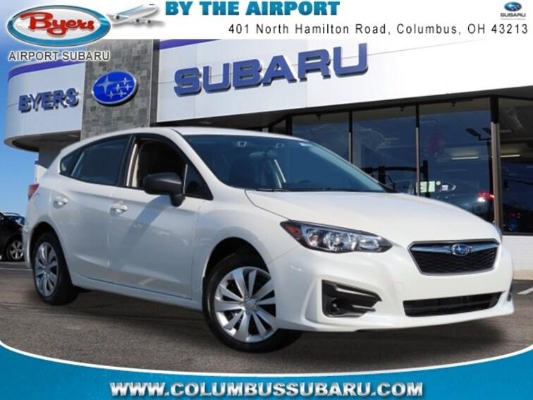 New 2019 Subaru Impreza 2.0i 5-door in Columbus