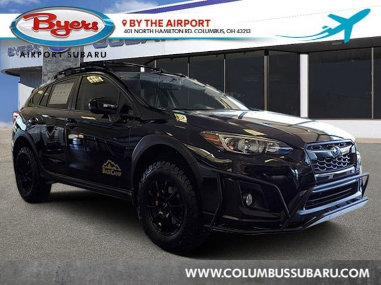 New 2020 Subaru Crosstrek Premium SUV in Columbus