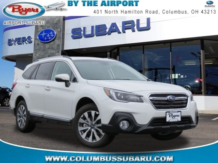New 2019 Subaru Outback 2.5i Touring SUV in Columbus