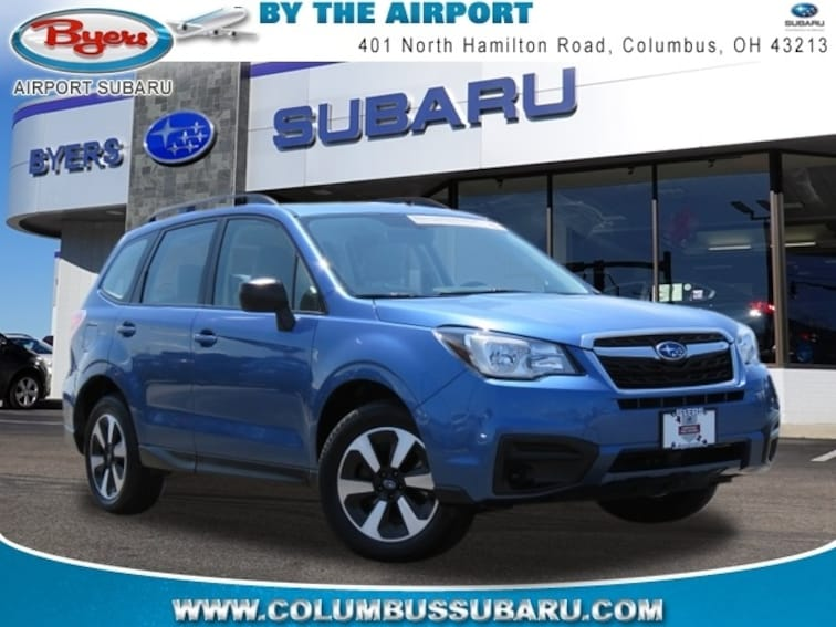 Used 2018 Subaru Forester 2.5i SUV in Columbus