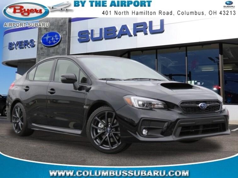 New 2019 Subaru WRX Limited Sedan in Columbus
