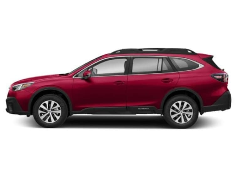 New 2020 Subaru Outback Premium SUV in Columbus