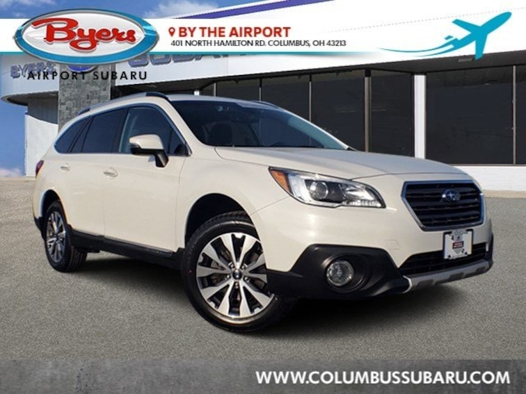 Used 2017 Subaru Outback 2.5i Touring with Starlink SUV in Columbus