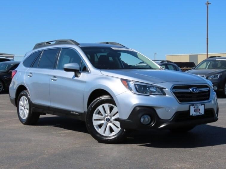 Used 2019 Subaru Outback 2.5i Premium SUV in Columbus